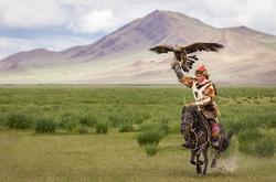 Eagle Hunter, Mongolia 2019