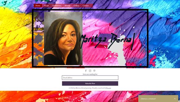 Maritza Bernal Artista