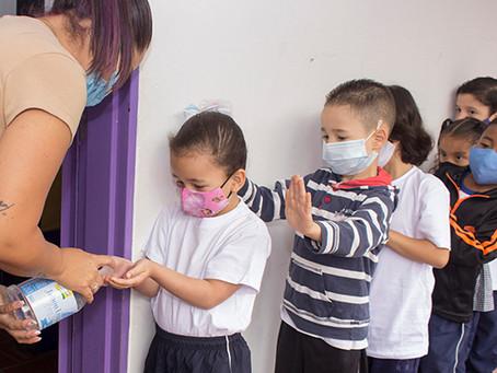 Modalidad de alternancia, la nueva realidad en la educación de los niños y niñas.