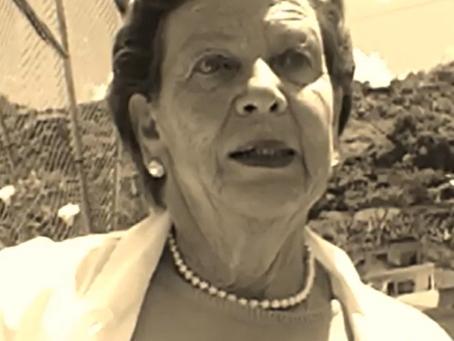 Fallecimiento de una de nuestras fundadoras, Luz Vieira de Arcila.