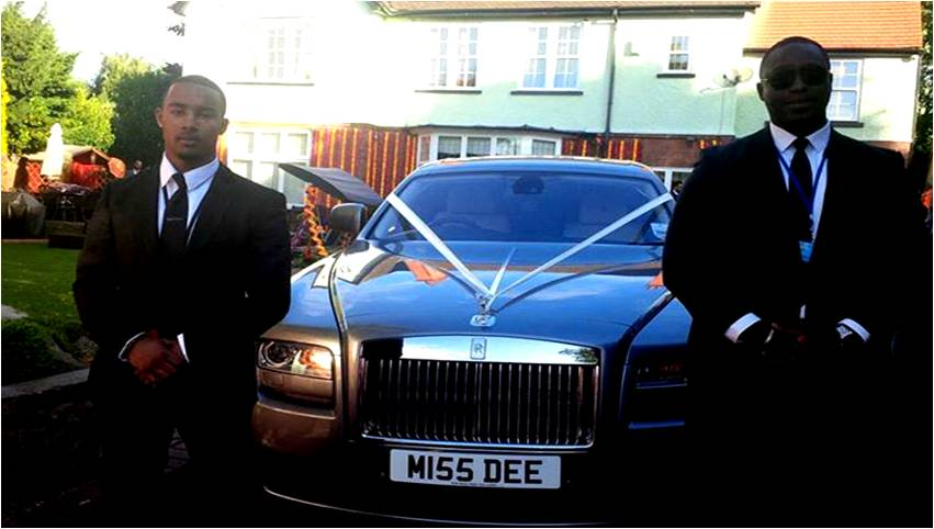 Private weddings close protection