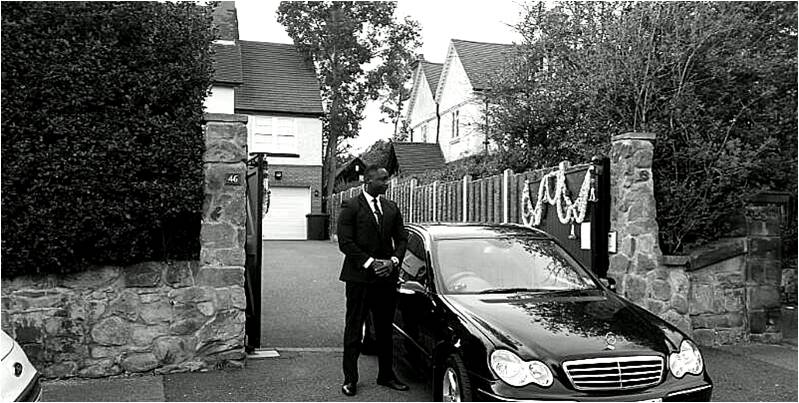 Residential close protection