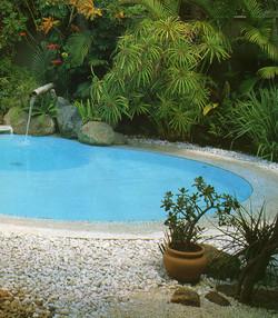piscina pedra dolomita