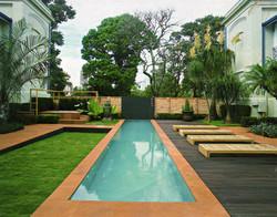 piscina pedra arenito