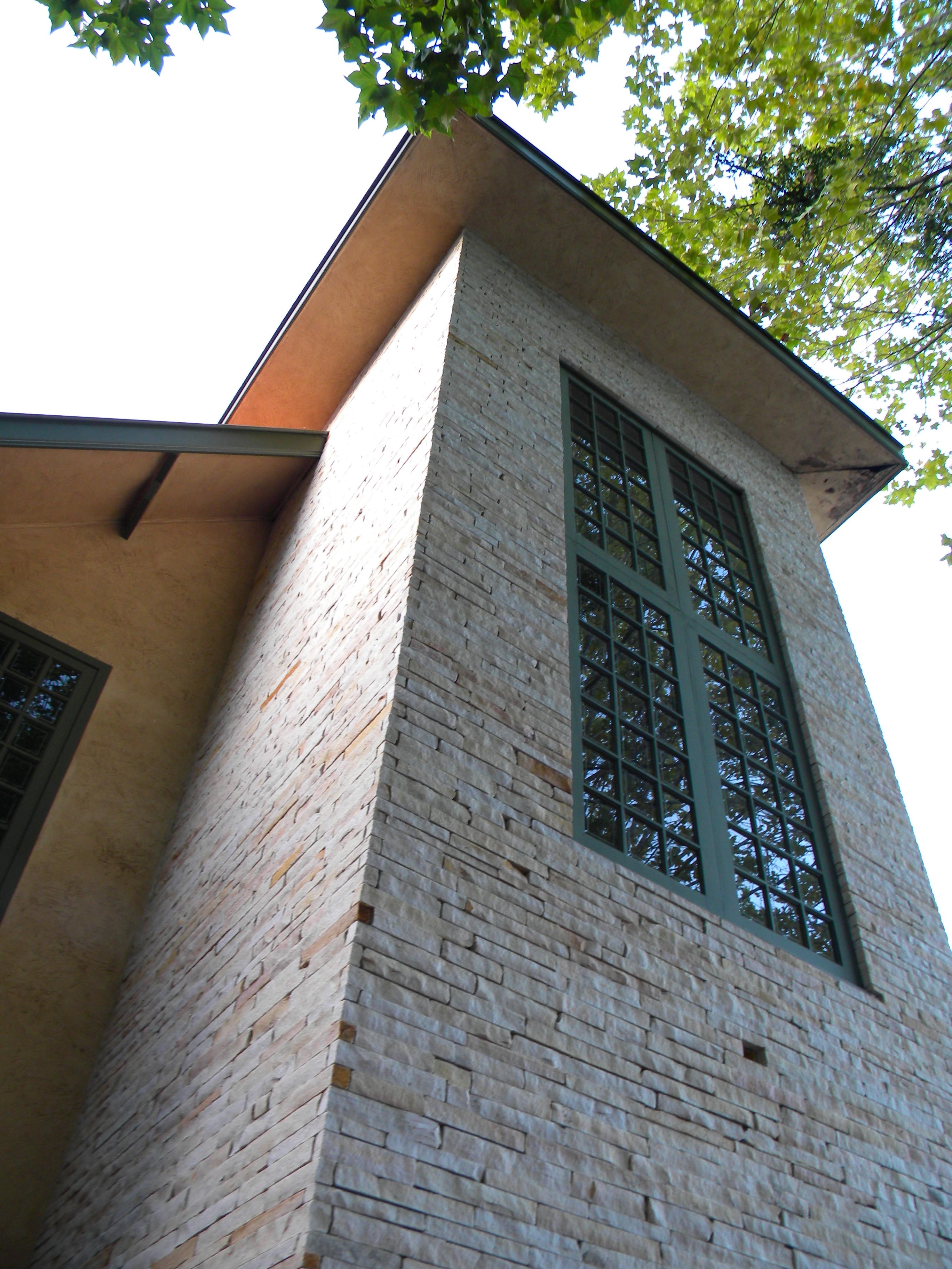 fachada pedra quartzito