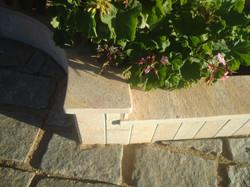 pingadeira de pedra quartzito