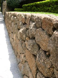 canteiro pedra moledo