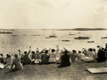 Welshpool Landing: Homeport to History