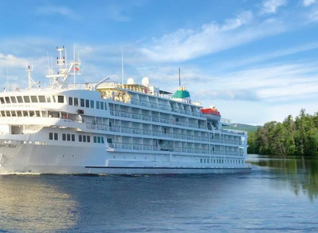 News:Campobello Island Shuttle to Eastport & Cruise Vessel Visits