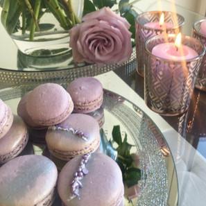 💜 Gorgeous Macarons 💜 #macarons #lilac