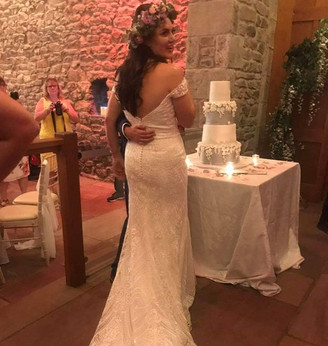💗 How gorgeous does our bride Nicola lo