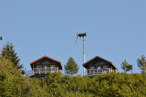 Whiskey Point Cabins & RV Park