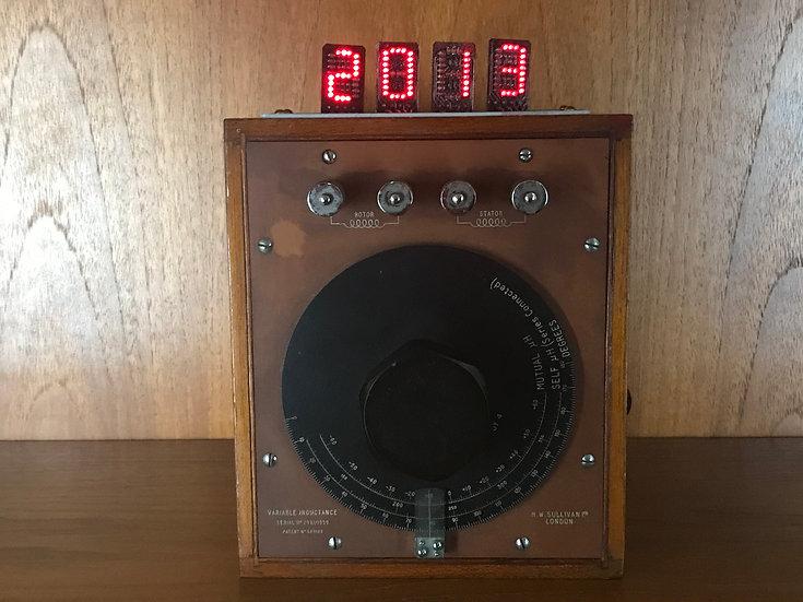 Numatron Clock