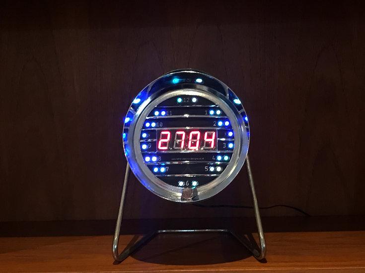 Philips Infraphil 4 digit 7 segment Clock 000418