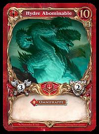 AracKhan Wars Core Box Fr Red Creature H