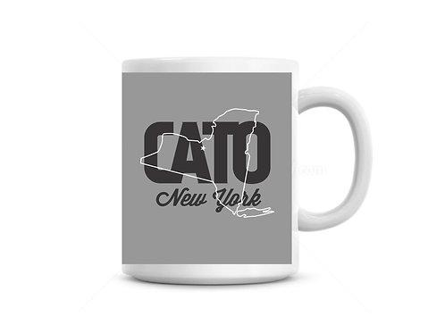 Cato NYS Mug
