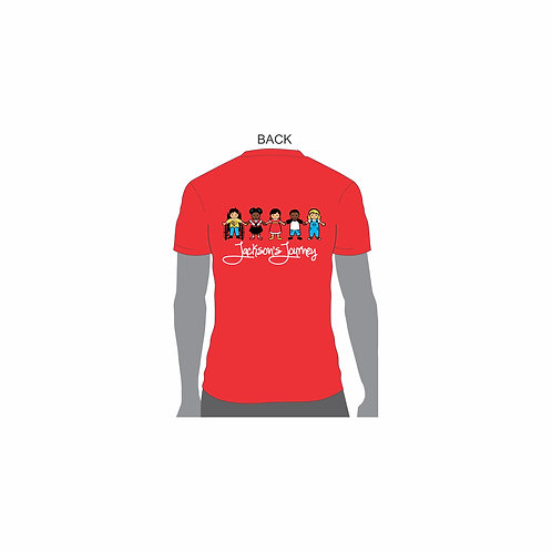 JACKSON'S JOURNEY - STAND TOGETHER T-SHIRT
