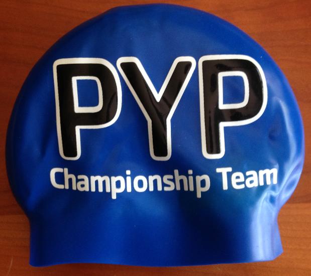 Team Swim Caps
