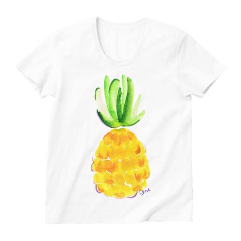 Pineapple printed T 2014