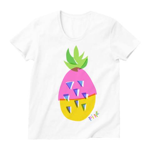 Pineapple printed T 2015