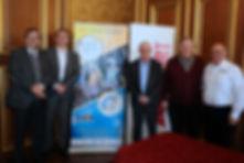 EUROGYM 2018 conférence de prsse