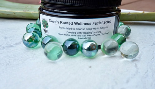 Wellness Facial Scrub