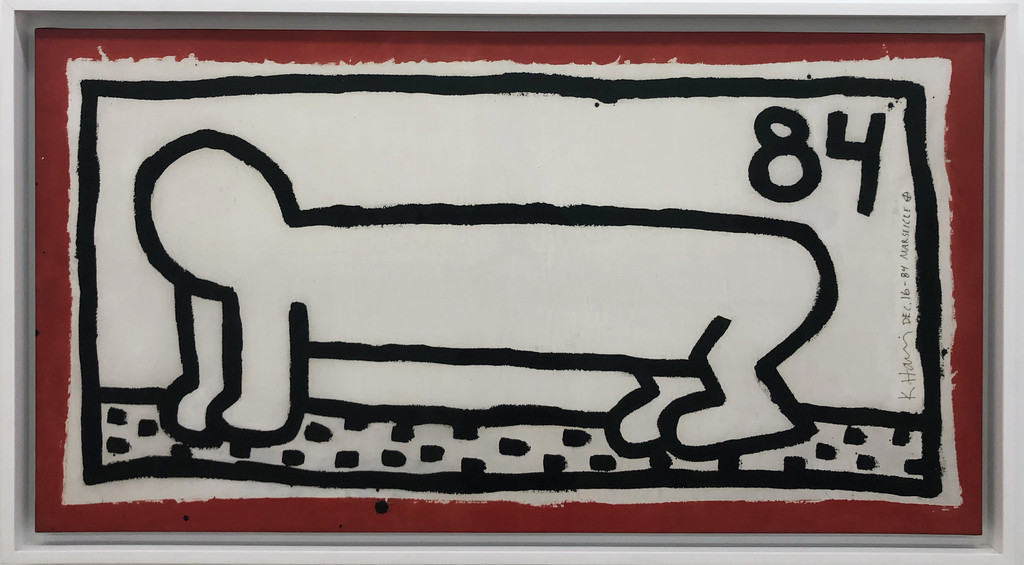 Keith Haring- Untitled