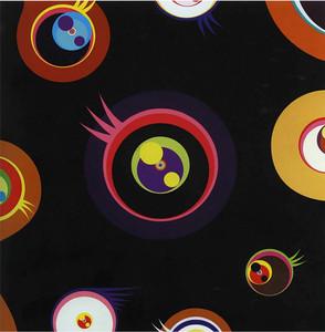 Jellyfish Eyes (Black I)