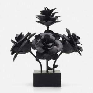 60th Street Rose Maquette (black)