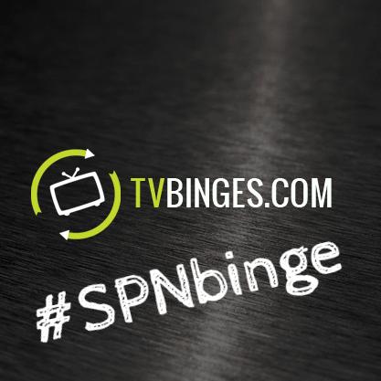 #SPNBinge