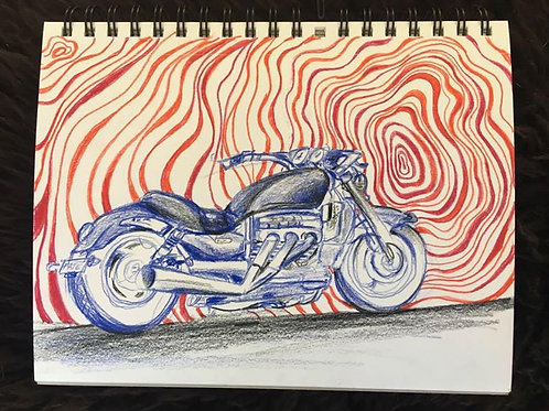 Psychedelic Ride - Original