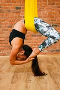 Camiyogair Camille Shakti oro joga aeria