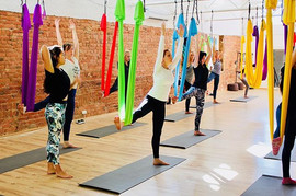 Get ready for another Aerial Yoga TTC Le