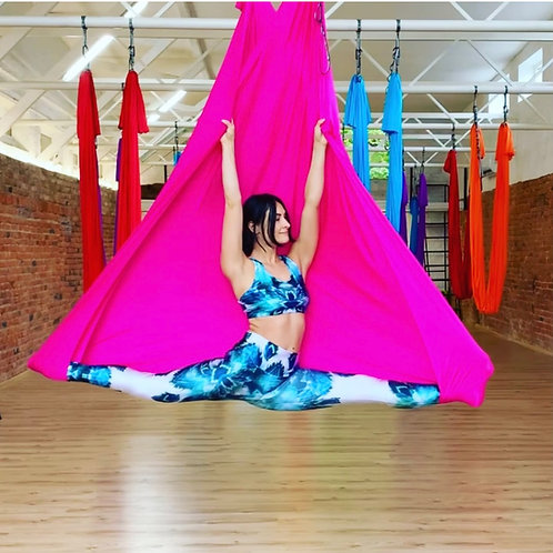 Aerial Yoga Silk/Hammock (ONLY SILK)