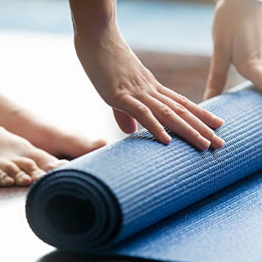 Donation Yoga with Colleen Kennedy