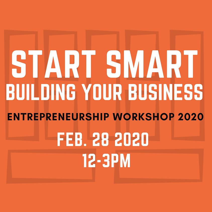 Start Smart | Entrepreneurship Workshop 2020