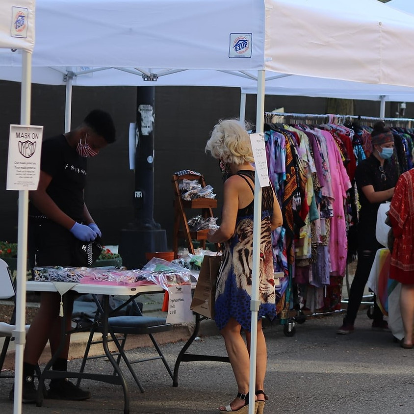 Ypsi Pop Up Market @ North Washington Street (1)
