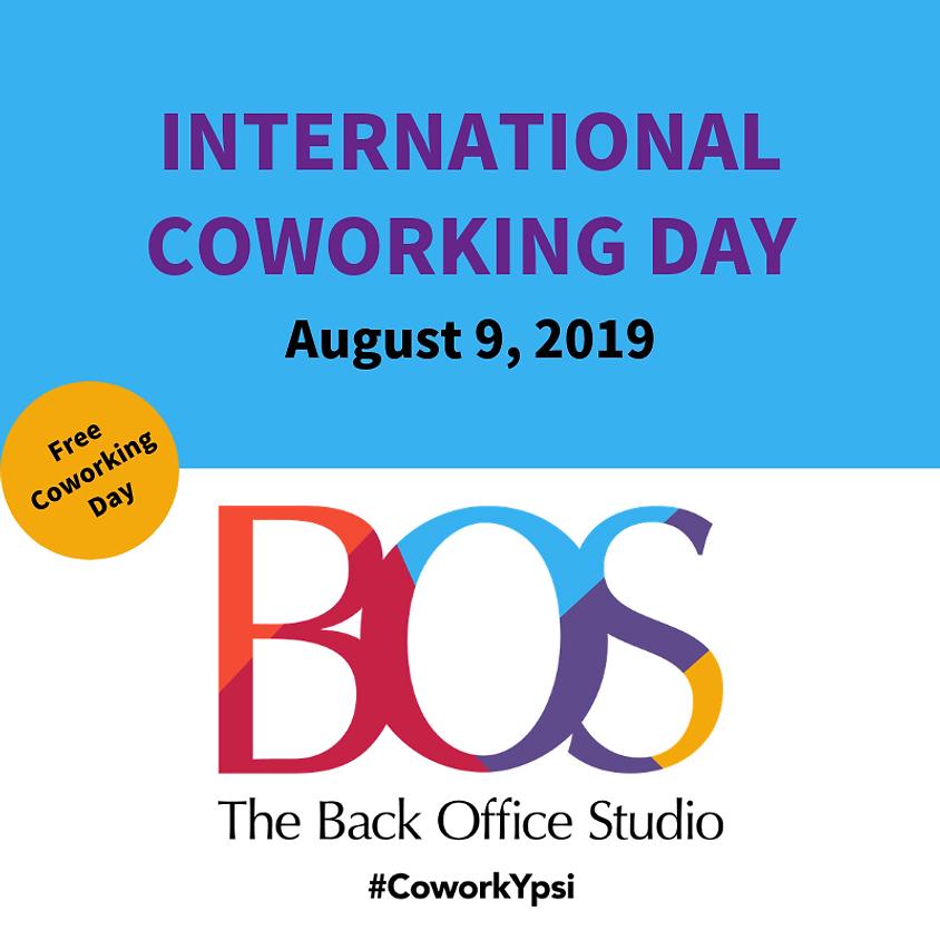 Free Coworking, International Coworking Day