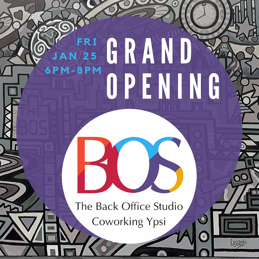 The BOS Grand Opening
