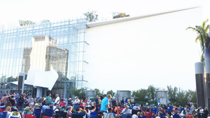 Miami Wallcast Outdoor Concert