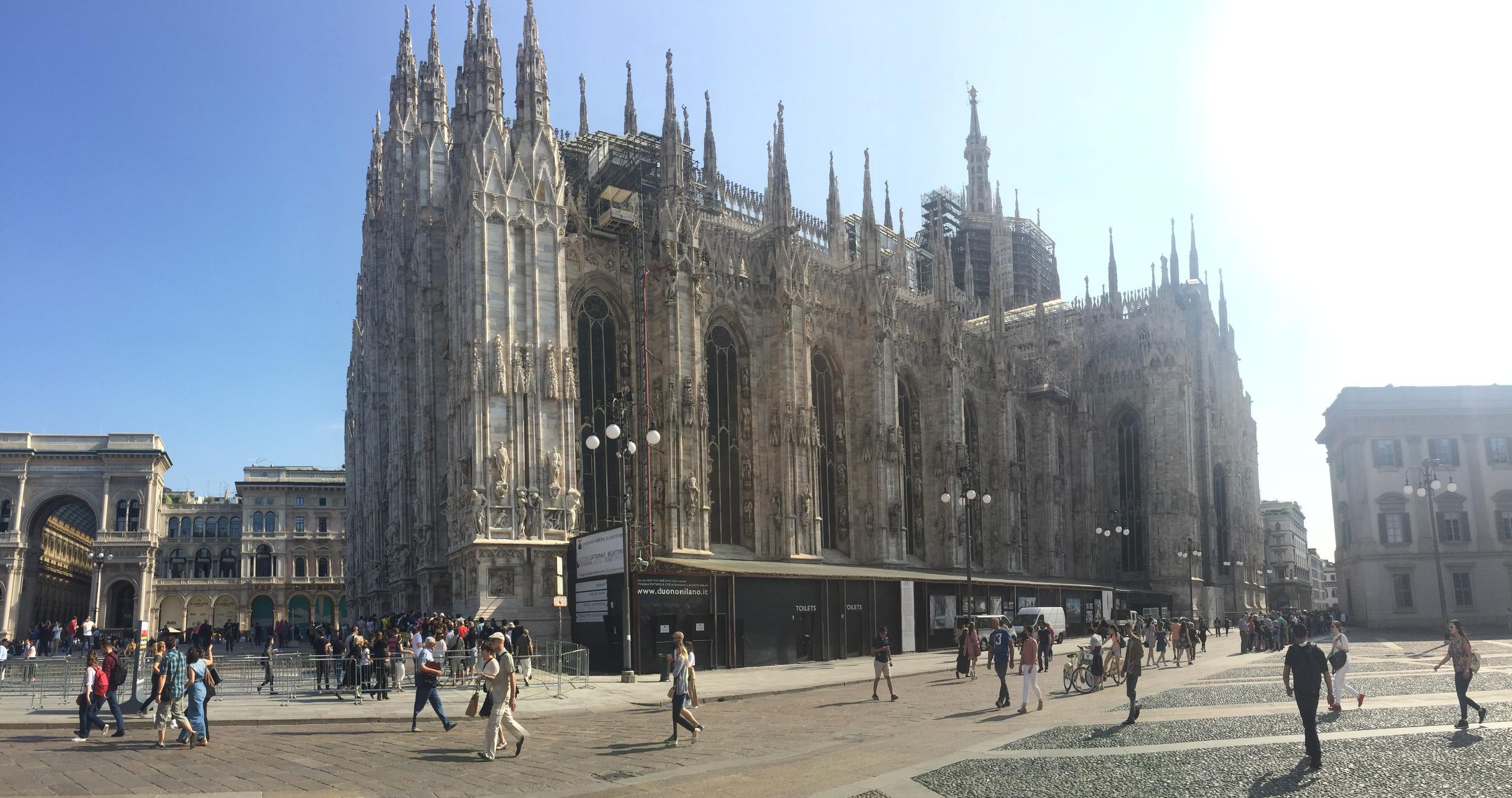 Milan In 3 Days