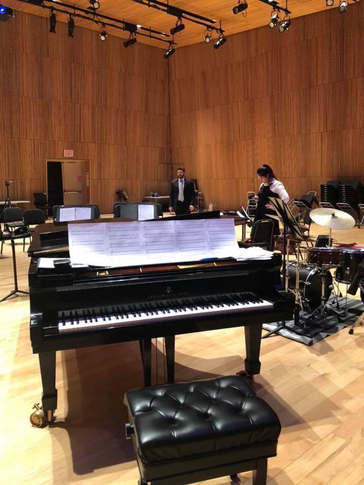 Sound Check for Iconiq The Soundtrack Orchestra