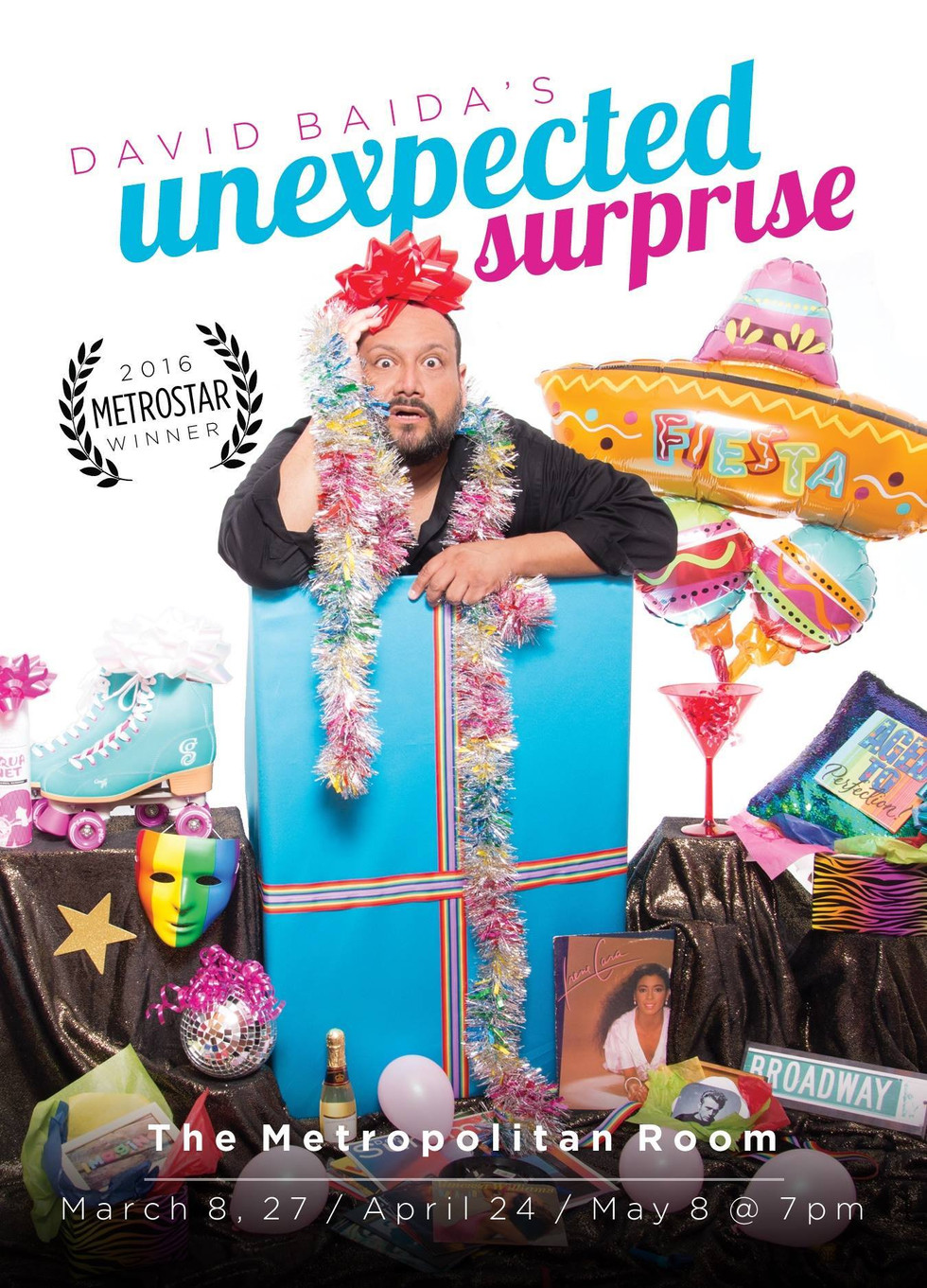 "Music Directing: David Baida ""Unexpected Surprise"""