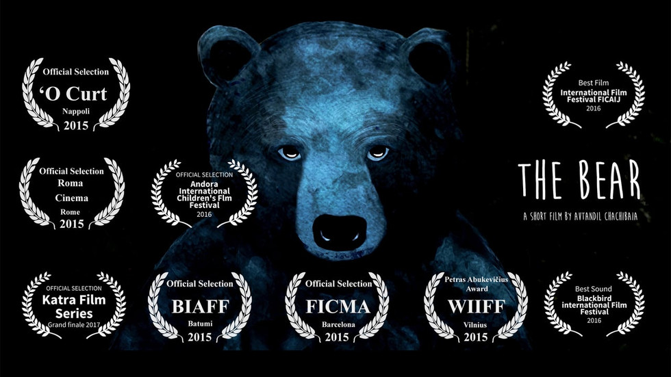 "Original Film Score: ""The Bear"" more official film festival selections added"