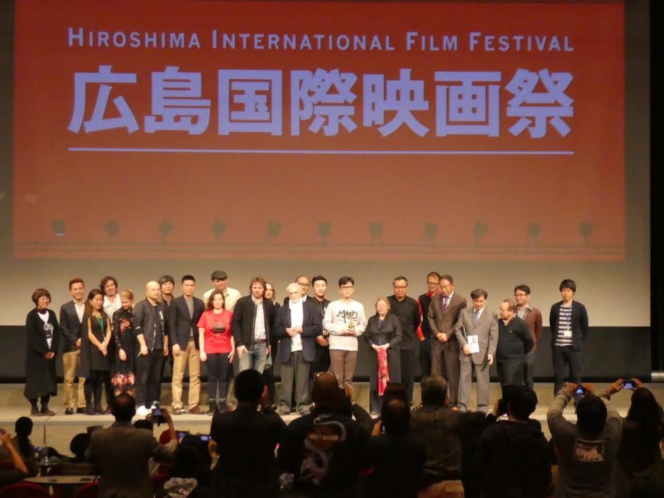 """Original Film Score: """"Cloud-Kumo"""" Japan Premier at Hiroshima International Film Festival"""