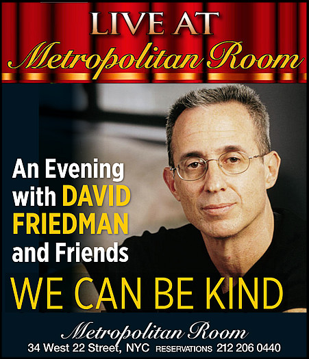 Music Directing: An Evening with David Friedman and Friends