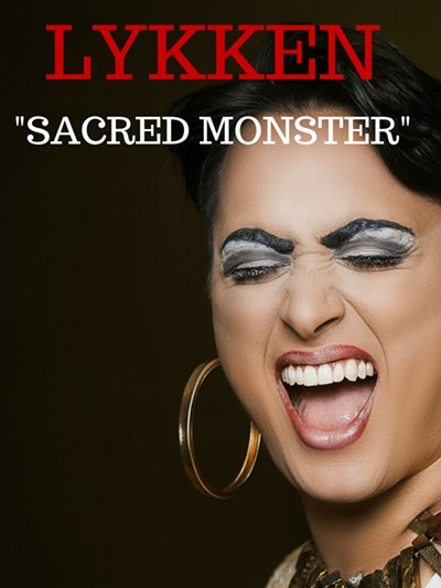 """Music Directing: Lykken """"Sacred Monster"""" at Columbia City Theater in Seattle WA"""