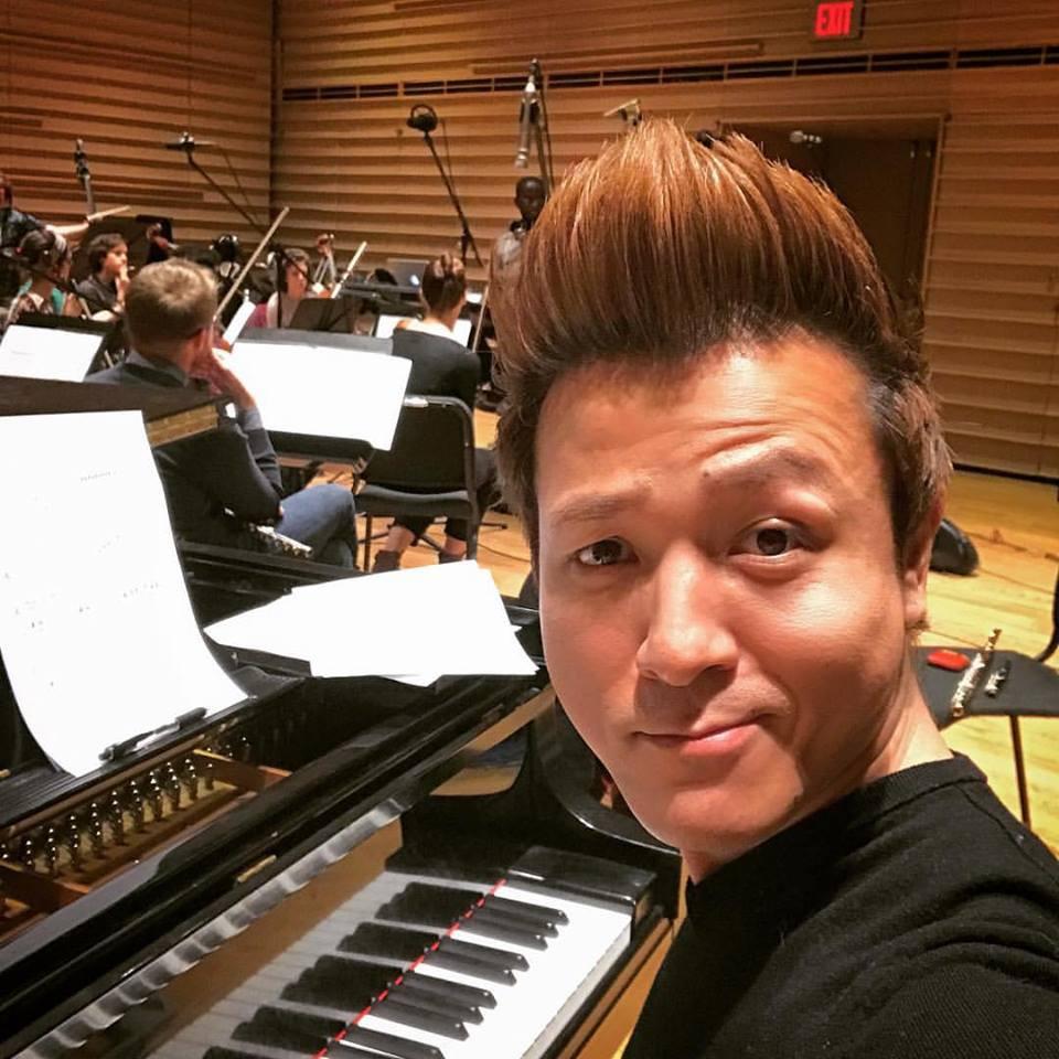 Recording session with iconiQ The Soundtrack Orchestra