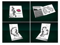 Yardage Book Design and Layout