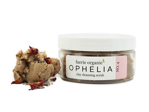 ophelia clay cleanser/scrub
